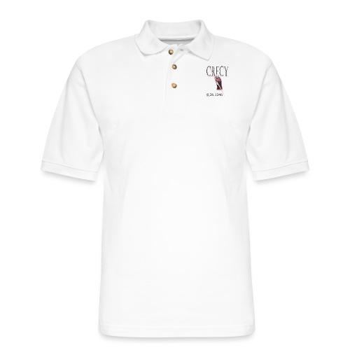 Crecy Standard Men's T - Men's Pique Polo Shirt