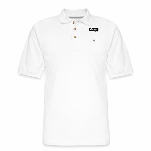 Factor Completely [fbt] - Men's Pique Polo Shirt