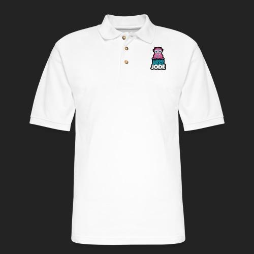 Llego mas que jode - Men's Pique Polo Shirt