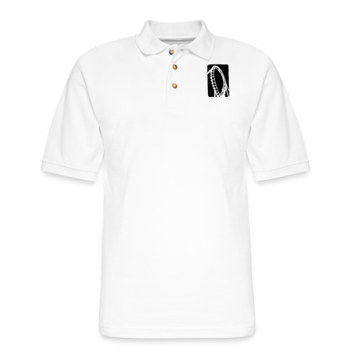 Roller Coaster - Men's Pique Polo Shirt