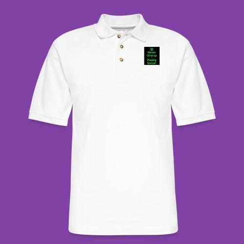 thA573TVA2 - Men's Pique Polo Shirt