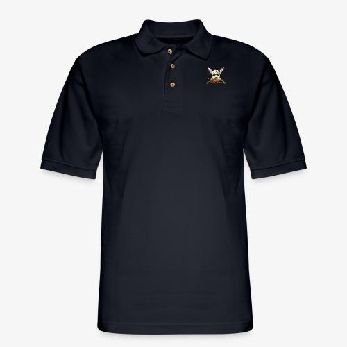 Exclusive Jason Vorhees Xay Papa edition Mask - Men's Pique Polo Shirt
