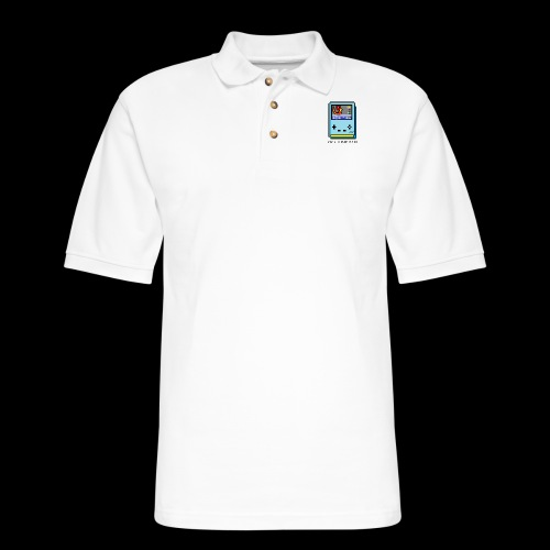 RPG Bookclub Logo - Men's Pique Polo Shirt