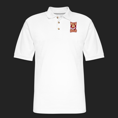 Hoy si mojo el nugget - Men's Pique Polo Shirt