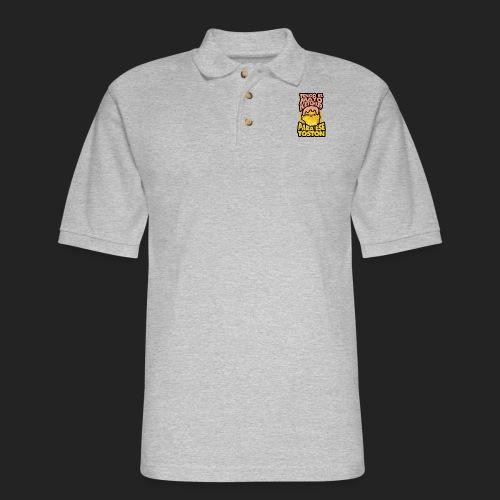 Tengo el mayo-ketchup para ese toston - Men's Pique Polo Shirt
