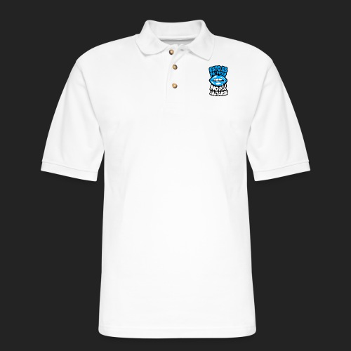 Esto es pa picar no pa jaltarse - Men's Pique Polo Shirt