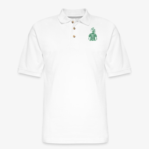 Skull Brother2 - Men's Pique Polo Shirt