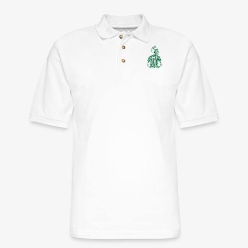 Skull Brother2 - Men's Pique Polo Shirt