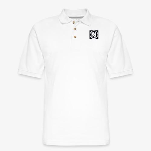 NV - Men's Pique Polo Shirt