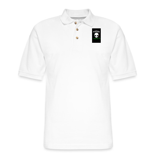 I'm from another planet - Men's Pique Polo Shirt