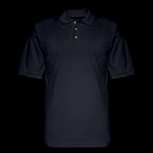 Hey You - Men's Pique Polo Shirt