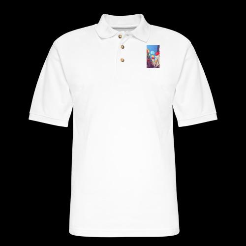139357EB 02AB 4932 97DC FB71E36DE68A - Men's Pique Polo Shirt