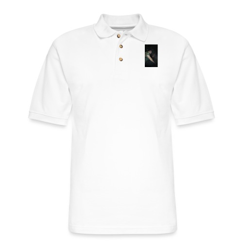 Big Boy Yack - Men's Pique Polo Shirt