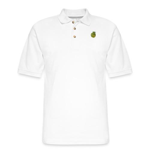 The Pine Shirt - Men's Pique Polo Shirt