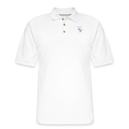 Evolve hoodie - Men's Pique Polo Shirt