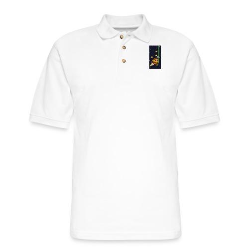 case2 png - Men's Pique Polo Shirt