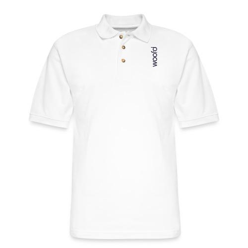woofd - Men's Pique Polo Shirt
