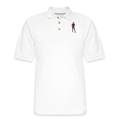 Superhero 5 - Men's Pique Polo Shirt