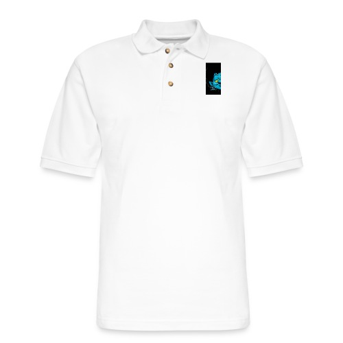 case4iphone5 - Men's Pique Polo Shirt