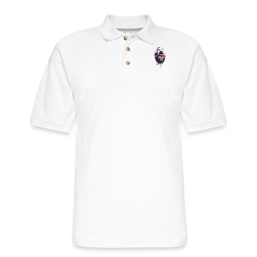 xray gorilla - Men's Pique Polo Shirt