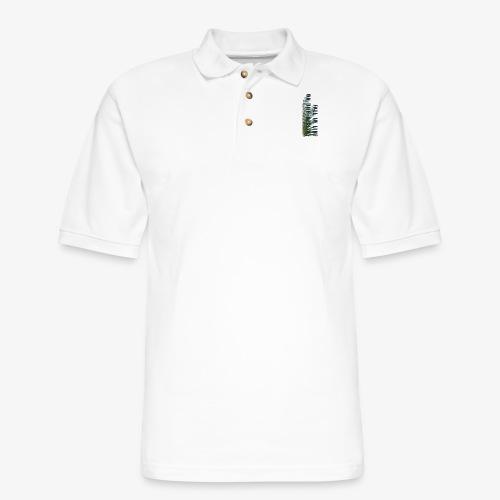 Decline - Men's Pique Polo Shirt