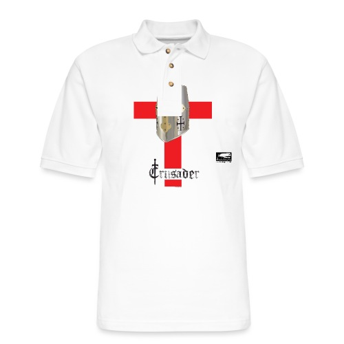 crusader_red - Men's Pique Polo Shirt