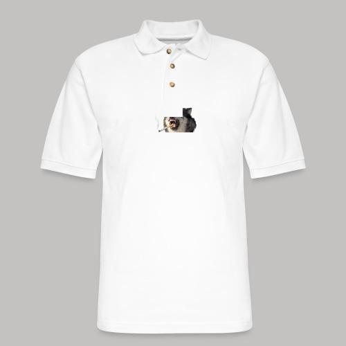 F GOD 3 - Men's Pique Polo Shirt