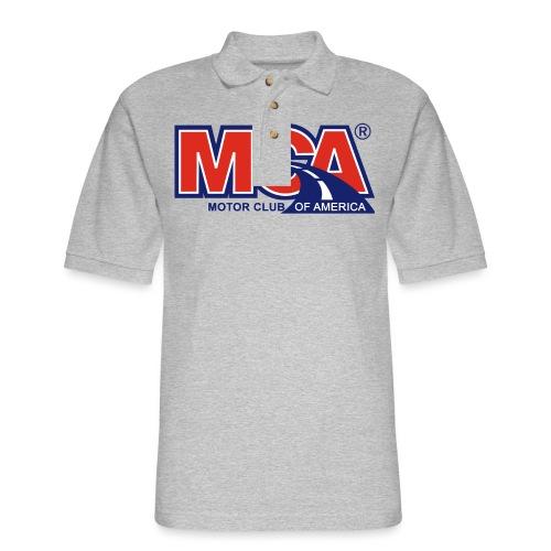 MCA - Men's Pique Polo Shirt