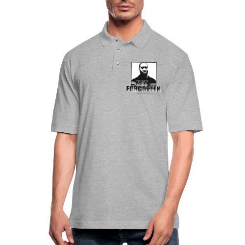 not forgotten - Men's Pique Polo Shirt