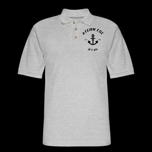 TSC Nautical - Men's Pique Polo Shirt