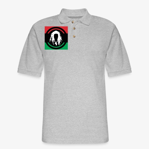 KMATiKC logo RBG - Men's Pique Polo Shirt