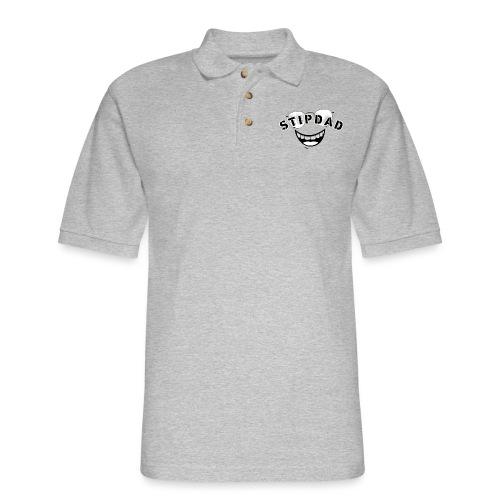 STIPDAD GEAR - Men's Pique Polo Shirt