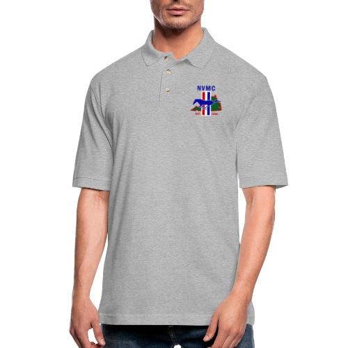 Original logo - Men's Pique Polo Shirt