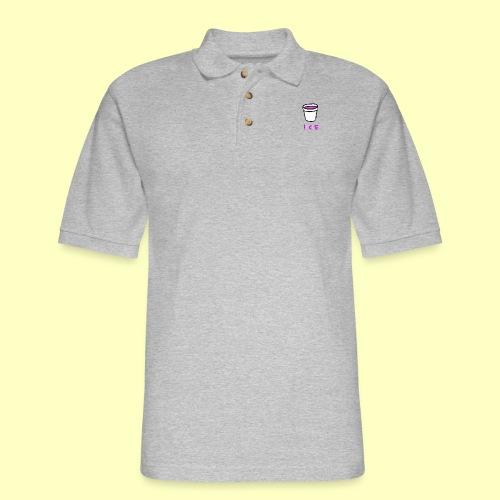 ICE - Men's Pique Polo Shirt