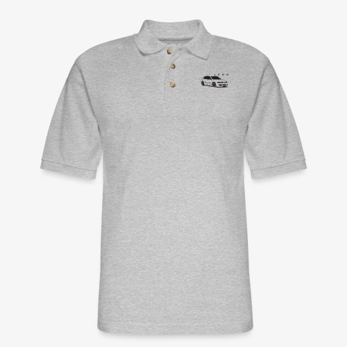 Seat LEON mk1 cupra - Men's Pique Polo Shirt