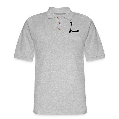 booter - Men's Pique Polo Shirt