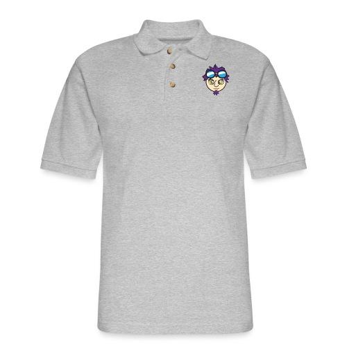 Warcraft Baby Gnome - Men's Pique Polo Shirt