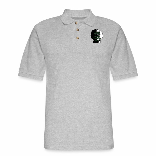 Im right - Men's Pique Polo Shirt