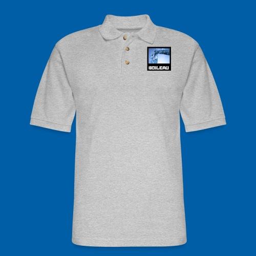 2 - Men's Pique Polo Shirt
