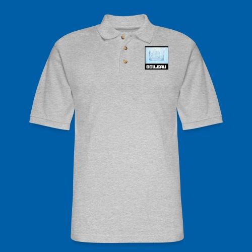 3 - Men's Pique Polo Shirt