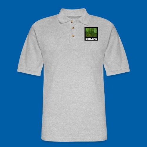8 - Men's Pique Polo Shirt