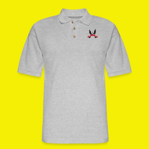 Yonal King Sweatshirt - Men's Pique Polo Shirt