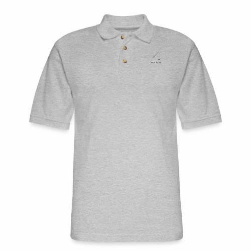 Keep it Reel - Men's Pique Polo Shirt