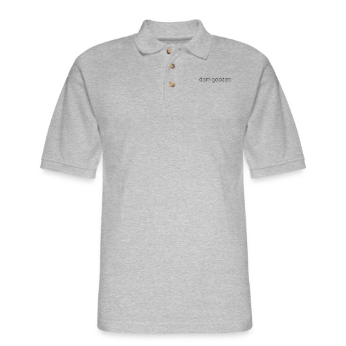 dom gooden - Men's Pique Polo Shirt