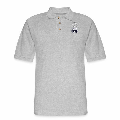 My Otter Shirt Is Funny - Men's Pique Polo Shirt