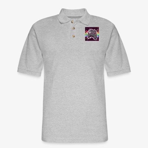 Gamer - Men's Pique Polo Shirt