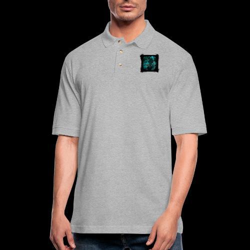 xB - War Of The Games - Men's Pique Polo Shirt