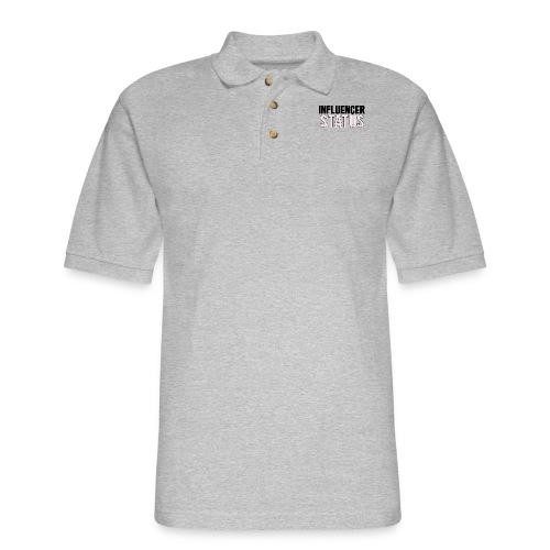 Are you an influencer!? - Men's Pique Polo Shirt