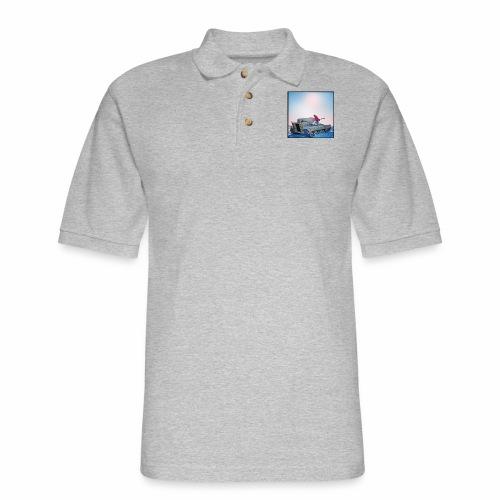Jay Britton collection - Men's Pique Polo Shirt