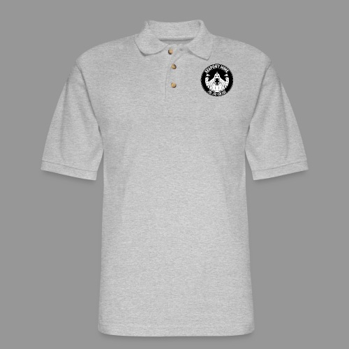 Seaport Hime - Men's Pique Polo Shirt